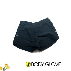Body Glove Elastic Running Shorts
